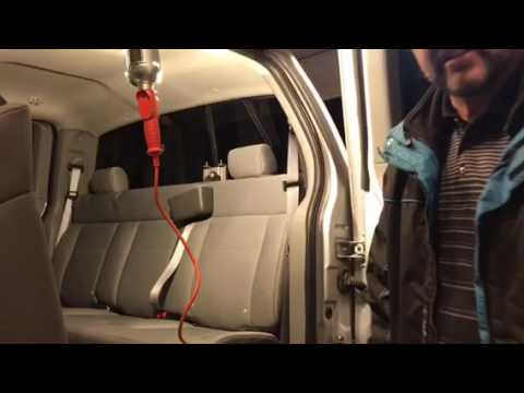 F150 Backseat Removal Youtube