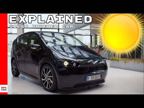 Solar Powered Car Could Take Over Tesla - Sono Motors Sion Explained