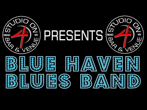 Blue Haven Blues Band - Set 1 - September 10 2016