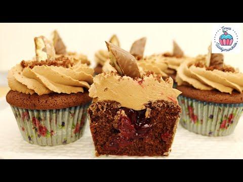 Шоколадные КАПКЕЙКИ со Вкусом Шоколадного Мороженого