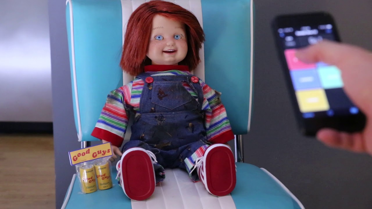 Talking Chucky Doll Custom 80 S Toy Mod Youtube