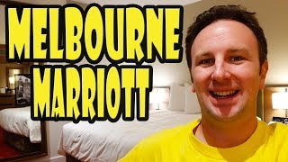 Melbourne Marriott Hotel Review