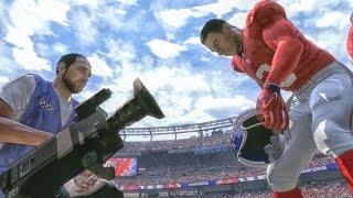 Madden 17 Career Mode - Crazy footwork on Saints Defense Ep.3