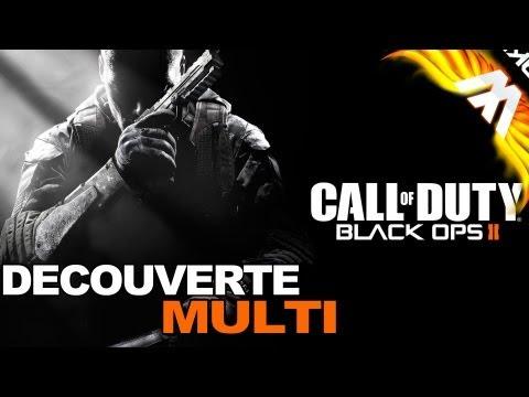 Call of Duty : Black Ops II - Multijoueur (Découverte)