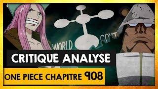LA MORT DE LA LIBERTÉ ET DE LA LUMIÈRE - Critique analyse chapitre one piece 908