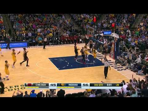 Chicago Bulls vs Indiana Pacers | March 21, 2014 | NBA 2013-14 Season