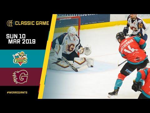 CLASSIC GAME | Stena Line Belfast Giants Vs Guildford Flames