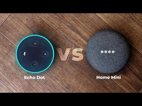 Google Home Mini vs Amazon Echo Dot: Which One To Buy? Mp3