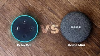 Google Home Mini vs Amazon Echo Dot: Which One ...