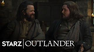 Outlander | Rupert & Angus Go Through the Stones | STARZ