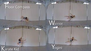 Pole Dance Moves A-Z *Beginner/Intermediate Edition*