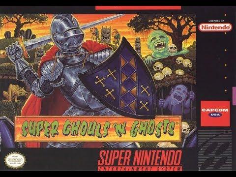 Super Ghouls 'N Ghosts - GBA Complete Playthrough #40【Longplays Land】