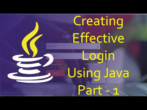 java-projects-with-source-code---creating-login-using-java-part---1