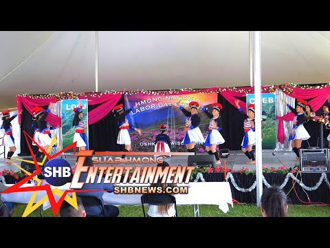 SUAB HMONG E-NEWS: LUNABELLAS 1st Place In Dancing Competion Group B At 2019 HNLDF In Oshkosh, WI