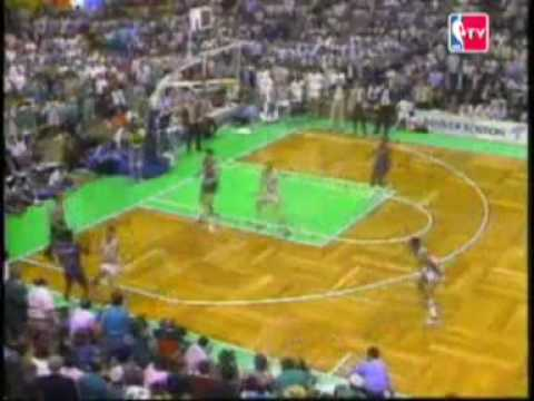 Larry Bird steal 1987 conference finals