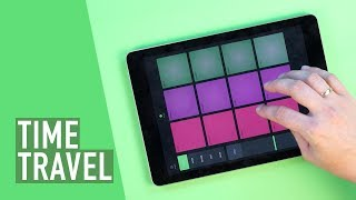 Gambar cover Time Travel - Trap Drum Pads 24