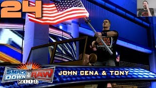 WWE SmackDown vs. Raw 2009: Road to WrestleMania #24