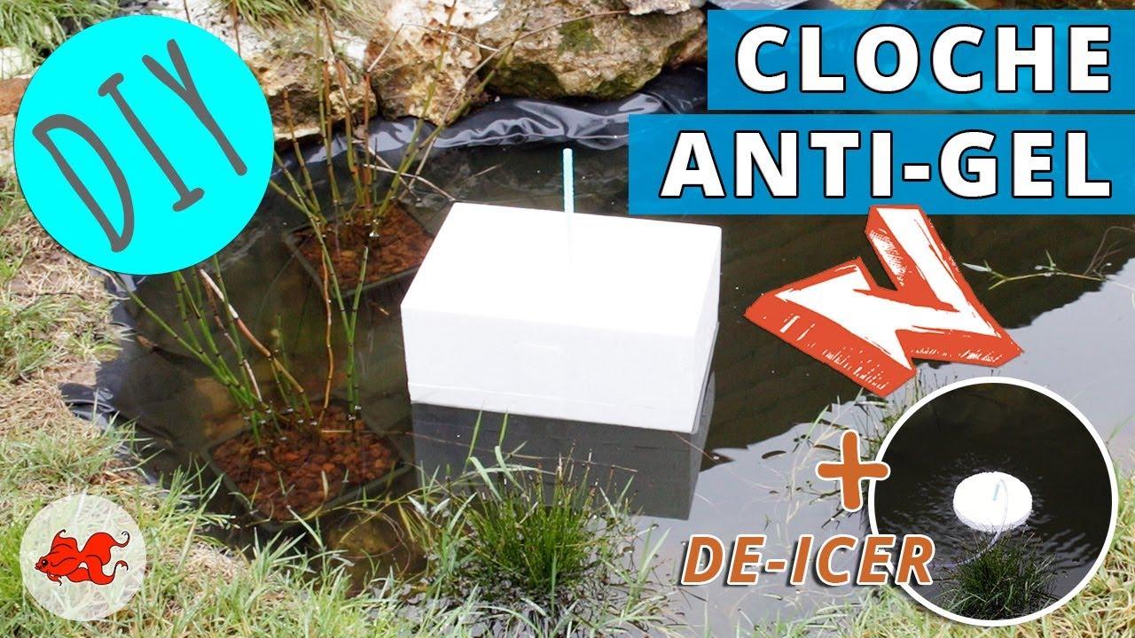 Bassin Préformé Hors Sol tuto cloche anti-gel pour bassin - lepoissonrouge le blog de