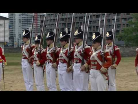 Canada Day (Dominion Day) 2016 at Fort York