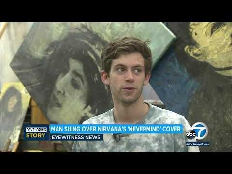 "Spencer Elden, baby on Nirvana's ""Nevermind"" album cover, sues ..."