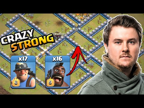 New Townhall 12 Strategy | Hybrid Ground Attack too strong ? | Clash of Clans | iTzu [ENG]