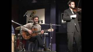 OSSÀNEMA  -  PENSIERI PAROLE OPERE CANZONI  Live al Mamas 21-02-03