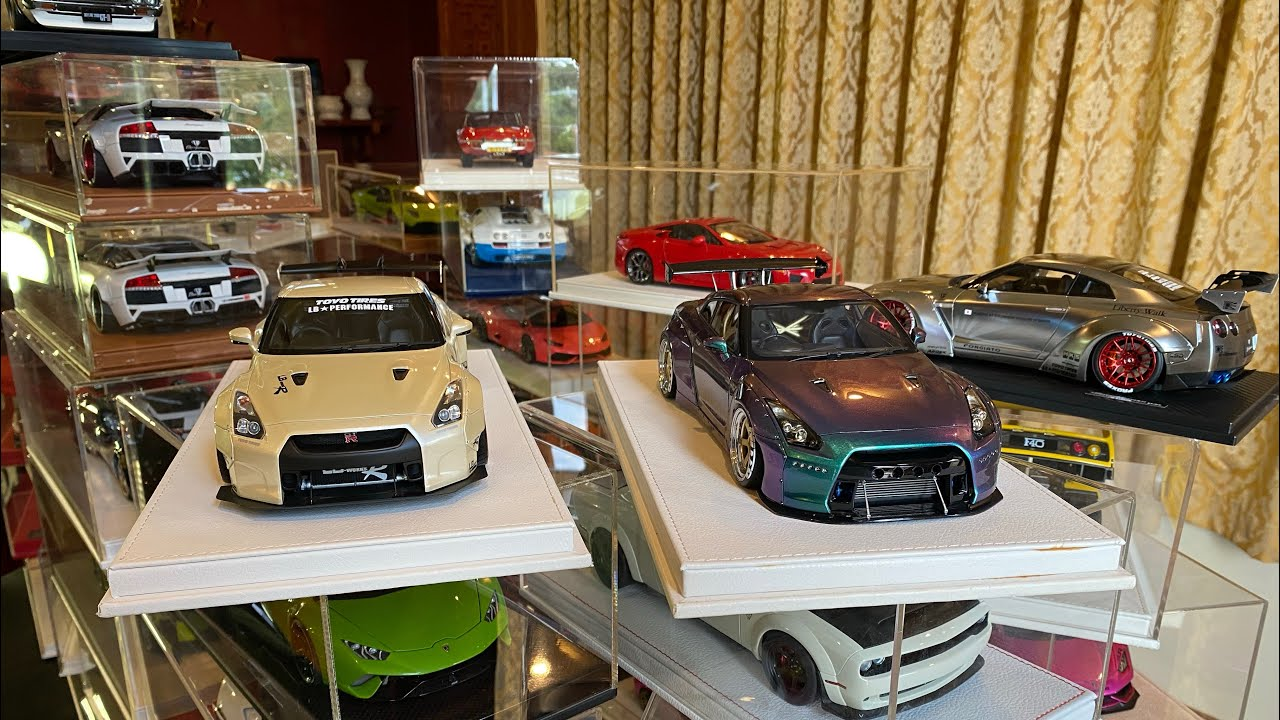 Download 1:18 Car Collection by AcuraLe ⚠️