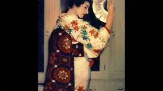 Maria Callas *Vinyl Butterfly