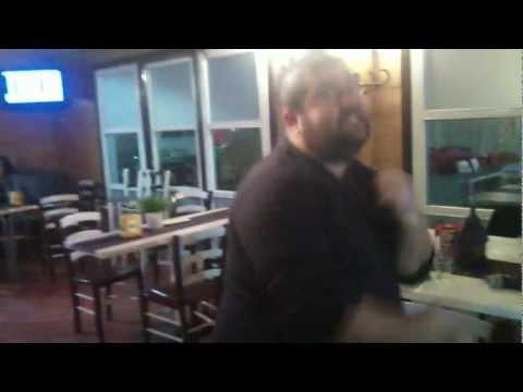 karaoke -cala la panza  riky e la favolosa.