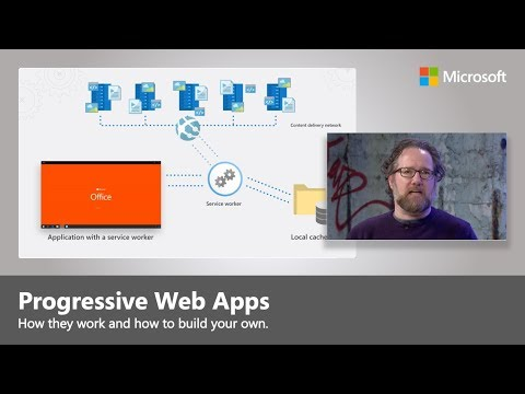 Introducing Progressive Web Apps And The New Office App (PWA)