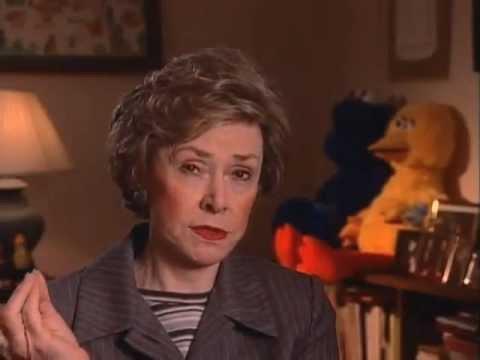 Joan Ganz Cooney discusses the beginnings of the Childrens Televison Workshop - EMMYTVLEGENDS