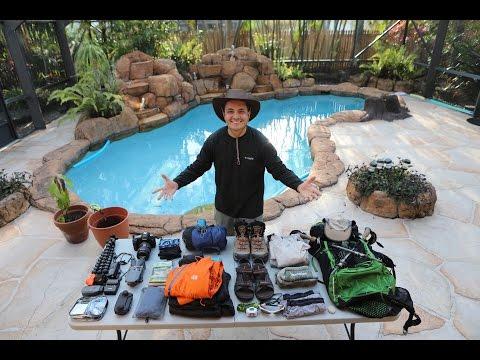 CAMINO de SANTIAGO | My Gear + Packing List