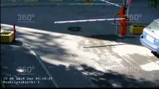 Смотреть видео Убийство на севере Москвы попало на видео онлайн