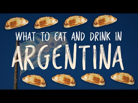 Argentina: What to Eat & Drink!