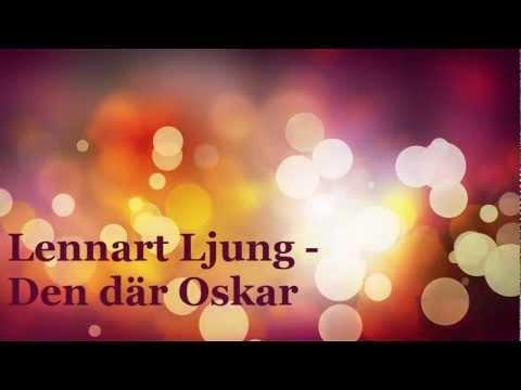 Lennart Ljung - Happy Oskar