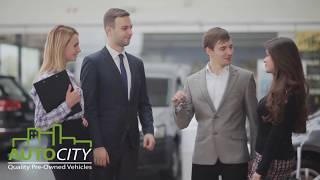 Auto City Fredericton: Lower The Interest Rate On Your Car Loan or Get $100