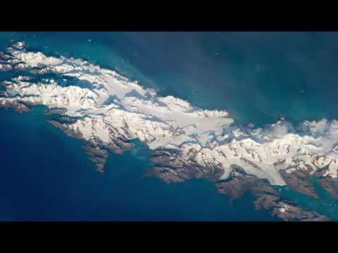 Tracing South Georgia's glacial history