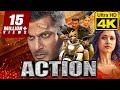 Action (2020) New Released Tamil Hindi Dubbed Full Movie 2020 | Vishal, Tamannaah