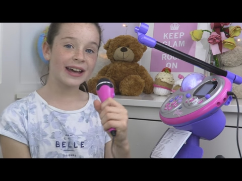 VTech Kidi Super Star Mic Toy Playset - Microphone Review Videos | VTech Toys UK ADVERTISEMENT