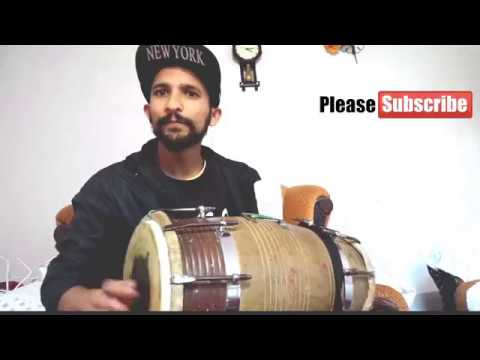 How To Play Dholak | Lesson 1 (recreated) |Bollywood Songs Pattern- Learn Dholak Online