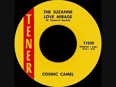 Cosmic Camel  - The Suzanne love mirage