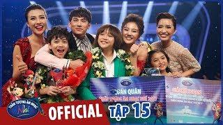 vietnam idol kids 2017 - gala trao giai - full hd