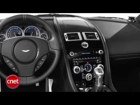 CNET-Aston Martin DB9 Volante Review