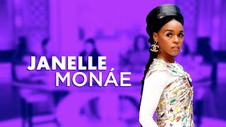 Thursday on 'The Real': Janelle Monáe