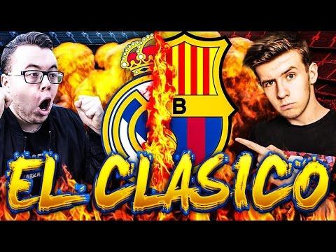 EPICKIE EL CLASICO Z VIBE W FIFA 17!!!