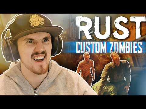 Call of Duty: 'RUST 2.0' Zombie Map! (Custom Zombies) thumbnail
