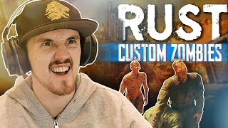 Call of Duty: 'RUST 2.0' Zombie Map! (Custom Zombies)