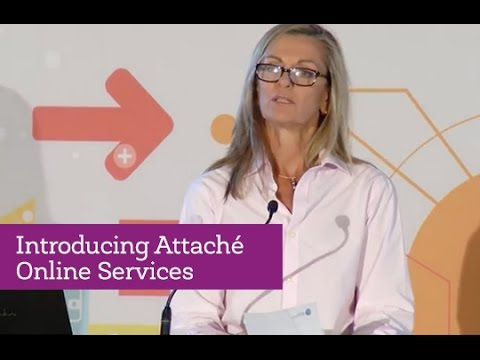 Introducing Attaché Online Services