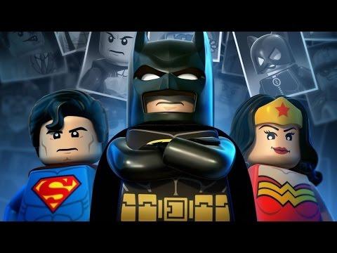 LEGO Batman 2 Movie HD