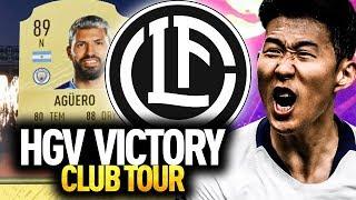 Club Tour - HGV Victory | FIFA 20